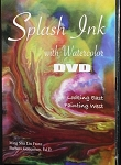 ABK-DVD05 Splash Ink with Watercolor DVD