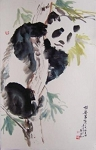 Panda-First TimeLimited Numbered Print