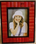 Large Bamboo Photo Frame