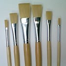 OBN-97FS6  Golden Oil Brush Set