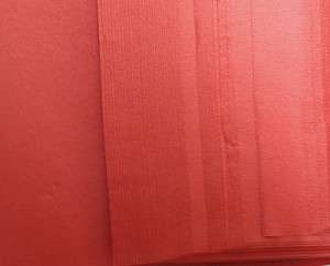 Red Paper (10 sheet Package)