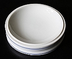 ABA-1stack single Porcelain Dish