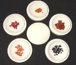 ACC-28CS5-2 Color Chip with Stacking Dishes