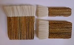 Pipe Hake Brush Set of 3